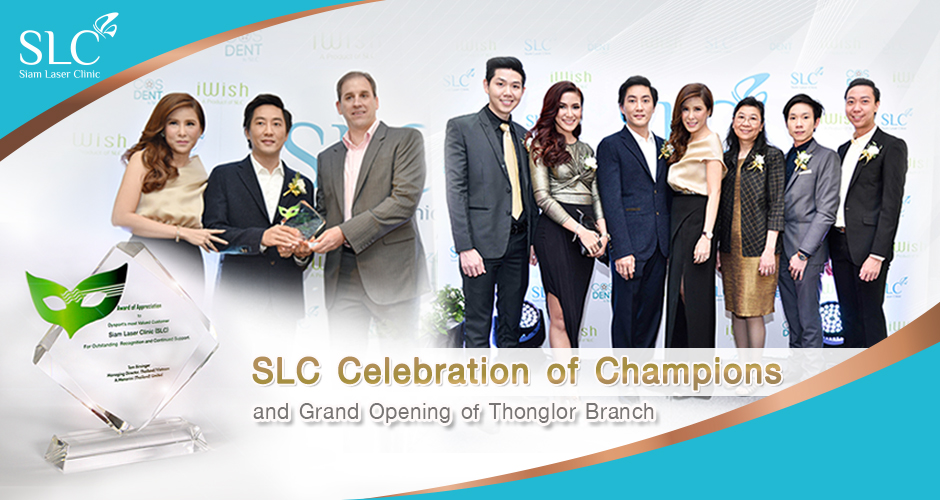 SLC Celebration of Champions and Grand Opening of Thonglor Branch