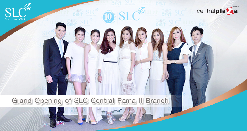 Grand Opening of SLC Central RamaII Branch