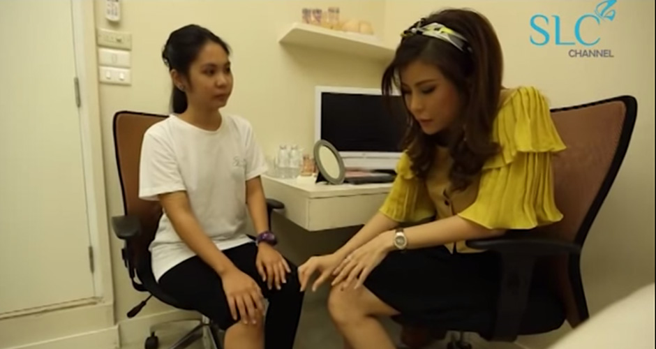 Beauty Magic Season 3 Ep.18 K. Pan / Chin augmentation + leg hair removal treatment with laser  (7th of July 2013)