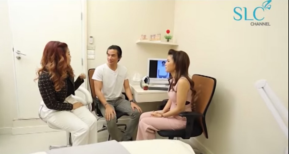 Beauty Magic Season 3 Ep.20 K. Tham / Lip surgery (21st of July 2013)