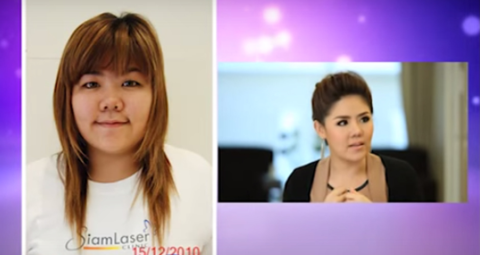 Suay Sud Siam 15th of Jan 2014 Makeover K. Bell, a girl of 83 kg