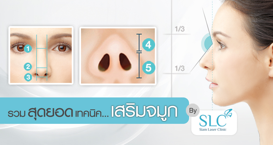"Various techniques of ""Rhinoplasty surgery"" by SLC"