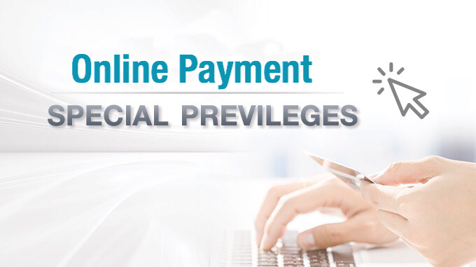 Online Payment tele 8